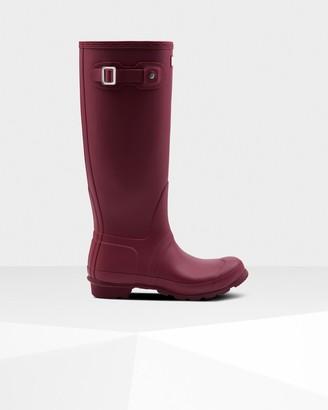 Hunter Women's Original Tall Disney Print Rain Boots