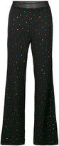 Stine Goya dotted pattern trousers