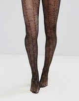 Asos Star Fishnet Tights