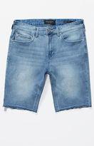 PacSun Skinniest Light Wash Flex Stretch Denim Shorts