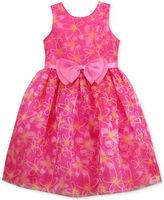 Jayne Copeland Girls' Organza Dress