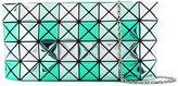Bao Bao Issey Miyake prism clutch - women - PVC - One Size