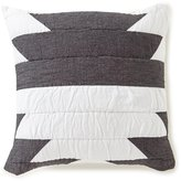 Daniel Cremieux Zane Tribal Quilted Square Pillow