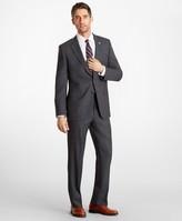 Brooks Brothers Madison Fit Plaid 1818 Suit