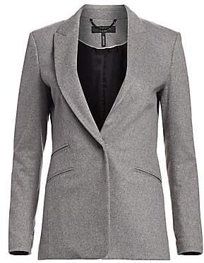 Rag & Bone Women's Ridley Stretch Wool Blazer