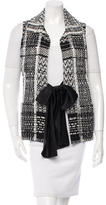 Chanel Cruise 2015 Tweed Vest w/ Tags