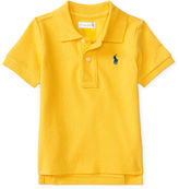 Ralph Lauren Cotton Mesh Polo