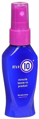 It's A 10 it's a 10 miracle leave-in product