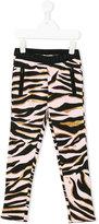 Kenzo tiger stripes leggings