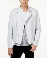 Armani Exchange Men's Moto Jacket