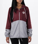 Columbia Women's Texas A & M Aggies College Flash Forward Windbreaker Jacket