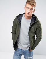 Jack and Jones Core Hooded Anorak Jacket With Pockets