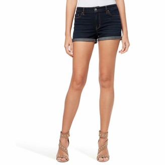Jessica Simpson Women's Forever Roll Cuff Short