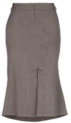 List 3/4 length skirt