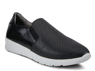 Spring Step Flexus by Perforated Slip-Ons - Slipon