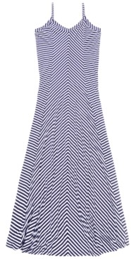INC International Concepts Inc Striped Maxi Dress, Created for Macy's
