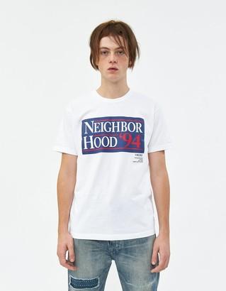 Neighborhood S/S 94 T-Shirt in White
