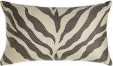 Elaine Smith Zebra Lumbar Pillow