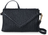 Urban Expressions Black Hadley Crossbody