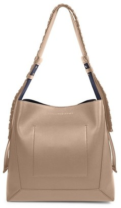 Stella McCartney Medium Braided Hobo Bag