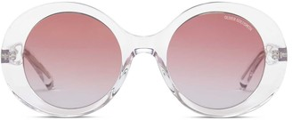 Oliver Goldsmith Sunglasses The 1960s Crystal Whites
