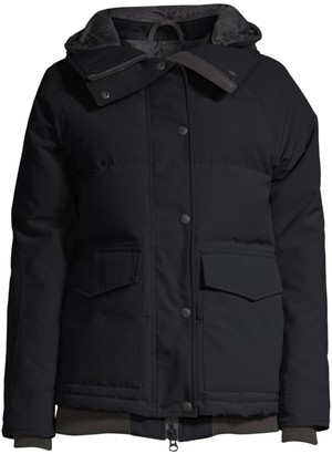 Canada Goose Deep Cove Quilted Bomber Jacket