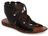 Miz Mooz Women's Fauna Lace-Up Sandal