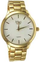 MC M&c Ferretti Men's | -Tone Dial Watch | FT14303
