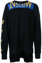 Miharayasuhiro printed sweatshirt - men - Cotton - 46