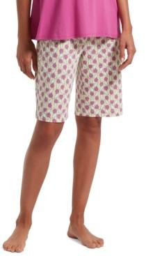 Hue Balancing Act Bermuda Pajama Shorts