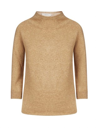 Max Mara High-Neck Knitted Sweater