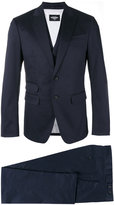 DSQUARED2 three piece suit - men - Cotton/Elastodiene/Polyester/Viscose - 44