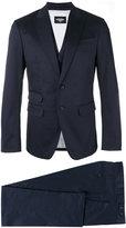 DSQUARED2 three piece suit - men - Cotton/Elastodiene/Polyester/Viscose - 46