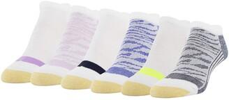Gold Toe Women's Cool No Show Socks