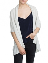 White + Warren Cashmere Two Way Cocoon