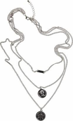 Urban Classics Unisex_Adult Amanda Layering Necklace Cuff Links