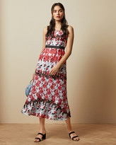 Ted Baker TELILY Fishtail lace floral dress