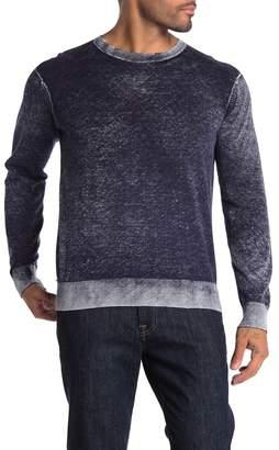 Raffi Crew Neck Knit Pullover