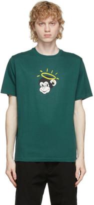 Paul Smith Green Monkey T-Shirt