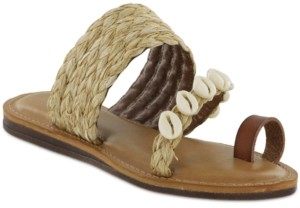 Mia Bea Toe-Ring Flat Sandals Women's Shoes