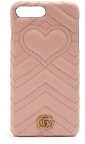 Gucci GG Marmont quilted-leather iPhone® 7 Plus case