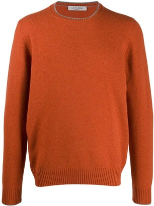 Fileria Crew-Neck Wool Jumper