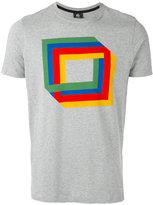 Paul Smith square print T-shirt