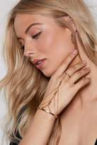 Nasty Gal You Got the Touch Harness Bracelet