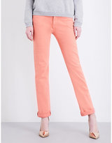Fiorucci The Yves tapered high-rise jeans
