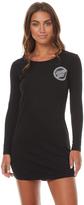 Santa Cruz Womens Fast Times Dress Black