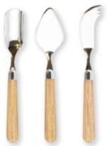 Vietri Albero Cheese Knife Set