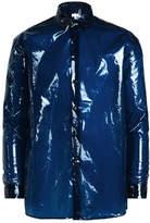 Jil Sander Pista Transparent Shirt