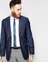 Esprit Slim Fit 2 Button Jacket