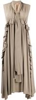 No.21 Ruffle Front Dress